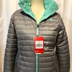 North Face Mossbud Swirl Jacket